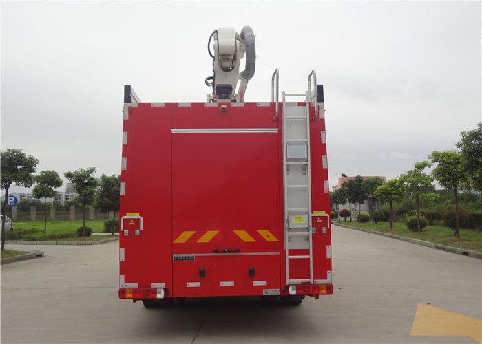 Stroboscope Lamp Water Tower Fire Truck Foam Proportioner 6% Tanker Fire  Truck